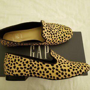 GAP Loafer Cheetahh Calf Hair Leather